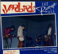 Yardbirds,The - Last Rave-Up In L.A. (Limited Edition 3 x LP Box Set) Ex/M